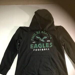 Fanatics Philadelphia Eagles Mens Arch Hoodie Sz L